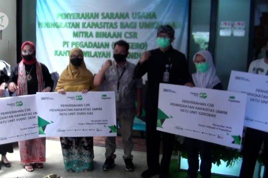 Pemkot Bandung dan Pegadaian hadirkan UMKM Recovery Center