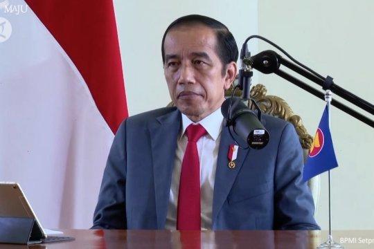 Presiden paparkan 2 hal yang bisa dikerjakan ASEAN-Jepang
