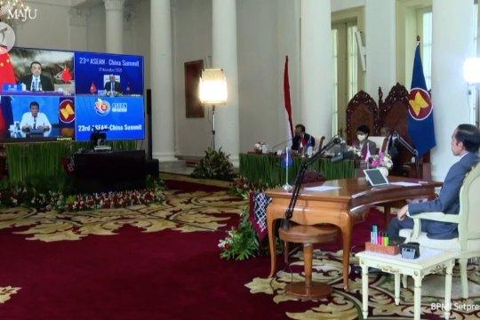 Presiden tekankan penghormatan atas hukum Internasional di Laut China Selatan