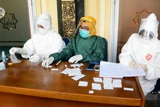 Sejak pandemi, total400 ASN Pemprov Riau terpapar COVID-19