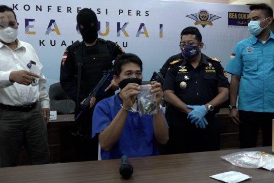 Bea Cukai Kualanamu amankan narkotika jenis baru asal China