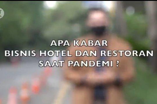 30 Menit Ekstra - Yang terjadi saat industri hotel dan restoran diterpa badai pandemi