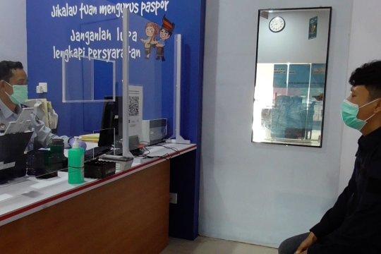 Kantor Imigrasi Belakang Padang kembali beroperasi