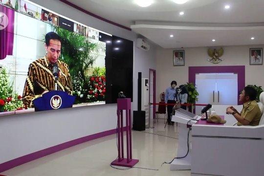 Pemprov Sumsel terima DIPA dan TKDD 2021 Rp7 triliun