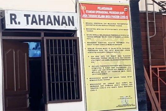 14 tahanan kabur dari Mapolresta Jayapura Kota