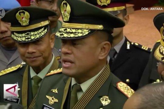 Ini alasan Gatot Nurmantyo tidak hadir saat penyematan tanda kehormatan