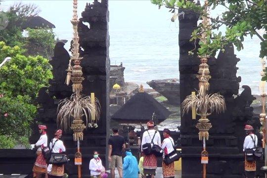 Kemenparekraf gelontorkan Rp 7,4 Miliar untuk pelaku pariwisata di Tabanan