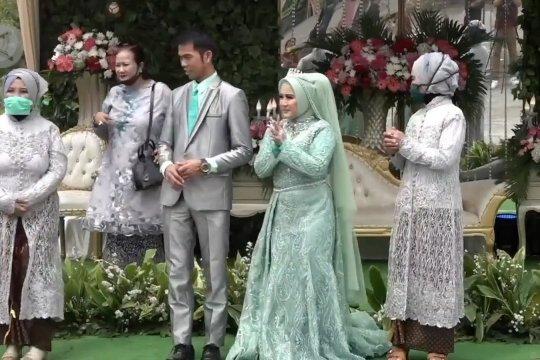 Seperti apa penerapan prokes saat gelar pesta pernikahan di tengah pandemi?