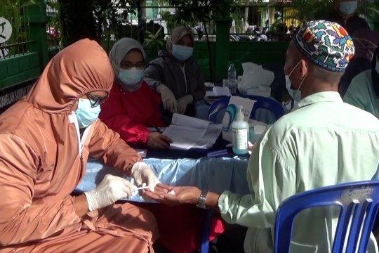 500 petugas KPPS di Banjarmasin reaktif COVID-19