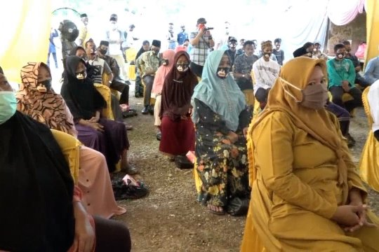 Bawaslu Kab. Serang awasi protokol kesehatan selama kampanye