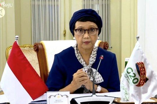 Indonesia hadiri KTT G20 secara daring