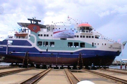 KMP Takabonerate bantuan Kemenhub siap layani rute Bulukumba - Selayar