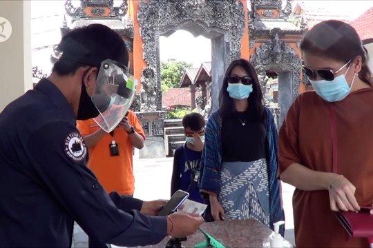 Kunjungan wisatawan domestik di Tanah Lot meningkat