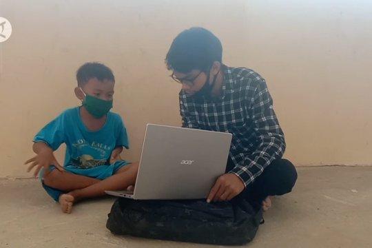 Sekolah alam pertama di Kota Palu