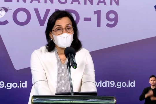 Sri Mulyani: Realisasi anggaran PEN capai Rp431,54 triliun