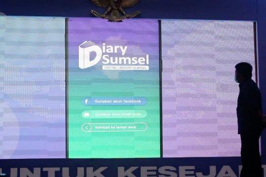 Gubernur dorong kebiasaan membaca generasi muda lewat Diary Sumsel