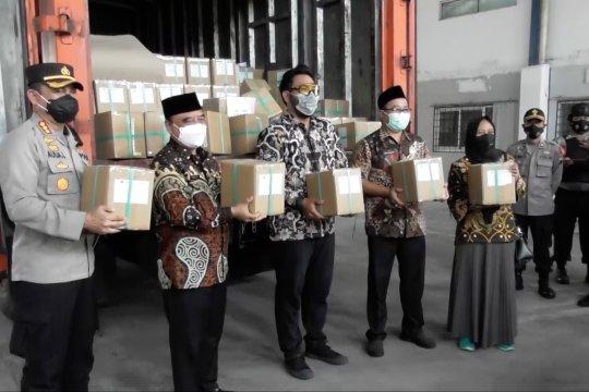 KPU Kota Semarang terima 1,2 Juta surat suara Pilkada 2020
