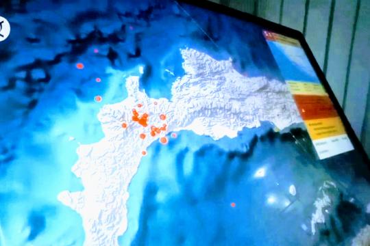 Parigi Moutong dilanda 25 kali gempa selama 4 hari