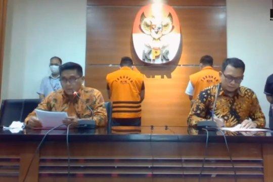 Dua tersangka kasus ekspor benur menyerahkan diri ke KPK