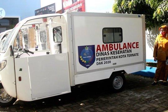 Posling jangkau warga pelosok Ternate dapatkan layanan kesehatan