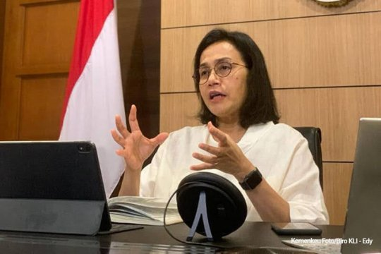 Menkeu sebut UU Cipta Kerja fondasi ekonomi Indonesia lebih kuat