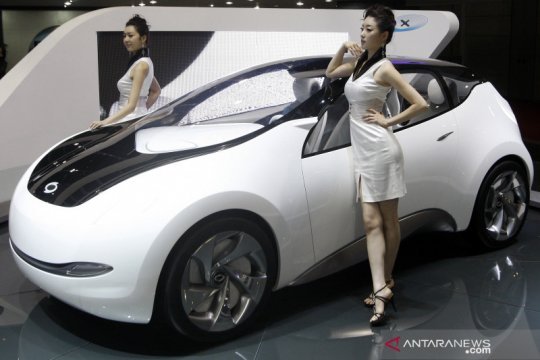 Penjualan sepi, Renault Samsung liburkan pabrik 4 hari