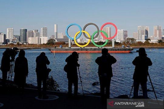 Pengembalian tiket domestik Olimpiade Tokyo mencapai 18 persen