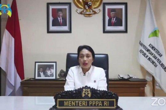 Menteri PPPA: Perempuan bagian pergerakan nasional
