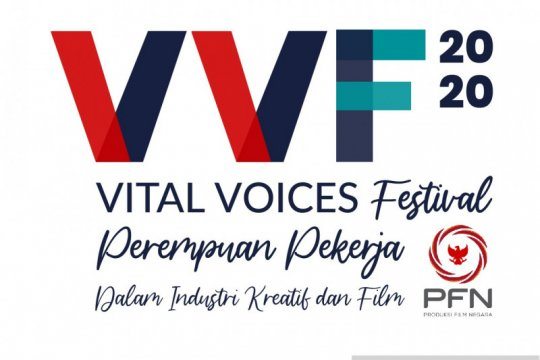PFN gelar Vital Voices Festival 2020 pacu industri kreatif film