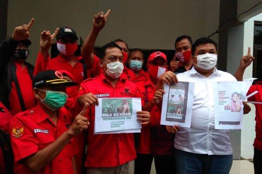 PDIP Surabaya laporkan dugaan pelanggaran kampanye Pilkada 2020
