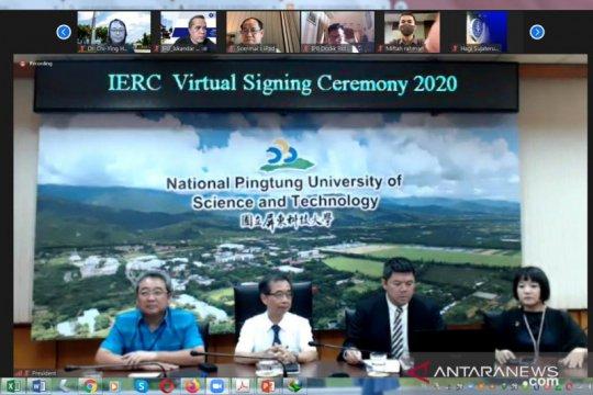 IPB University konsorsium internasional dengan sejumlah universitas