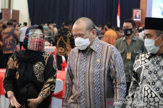 Ketua DPD RI doakan Anies segera pulih dari COVID-19