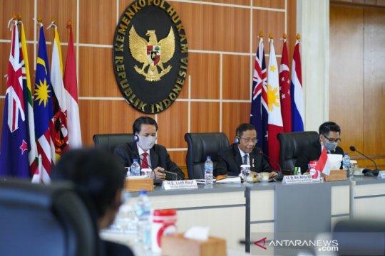 Mahfud: Situasi pandemi tidak mengurangi ancaman terorisme