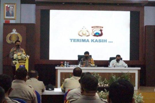 Kapolda Jatim ingatkan netralitas anggota dalam pilkada