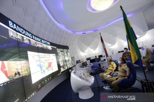 Kota Bandung zona merah COVID-19, pemkot siapkan langkah pembatasan