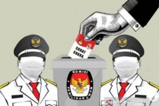Cabup Bintan Apri Sujadi diperiksa sebagai saksi dugaan politik uang