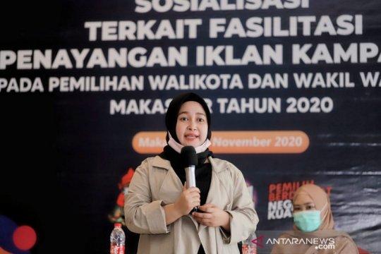 KPU Makassar gandeng relawan demokrasi sosialisasi ke disabilitas