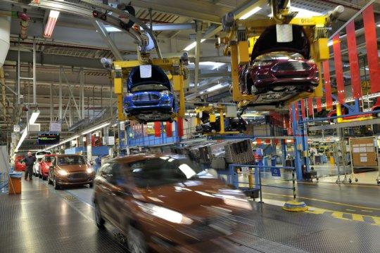 Pabrik Ford di Jerman beralih fungsi produksi kendaraan listrik