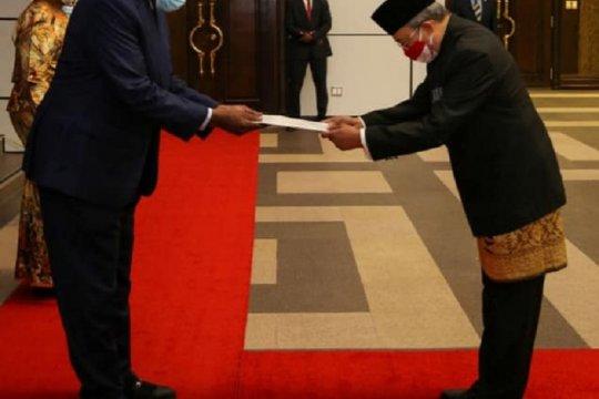 Dubes RI serahkan surat kepercayaan kepada Presiden Namibia