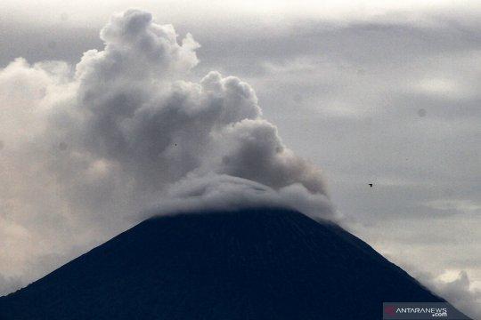 PVMBG evaluasi status waspada Gunung Semeru
