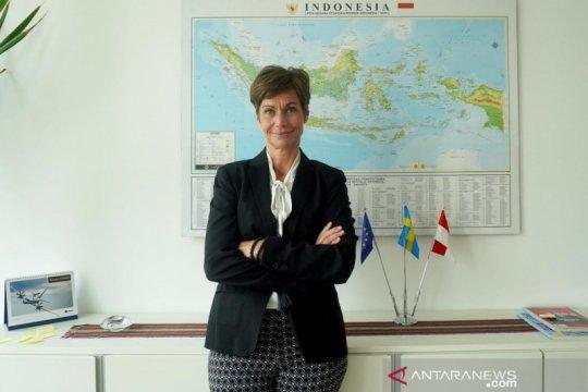 Dubes dorong perusahaan Swedia investasi di sektor kesehatan Indonesia