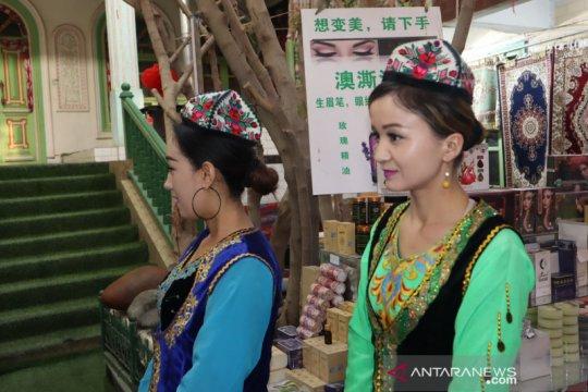 Mantan Wagub Xinjiang dipecat dari Partai Komunis China