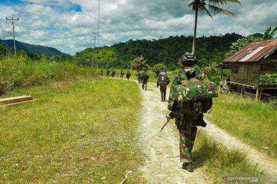 TNI buru kelompok teroris MIT Poso