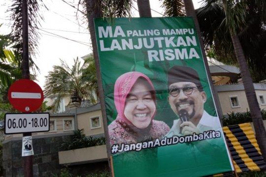 Putra Risma protes APK bergambar ibunya dengan MA beredar di Surabaya