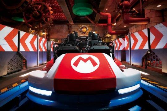 Universal Studios Japan buka atraksi Nintendo World pada Februari 2021