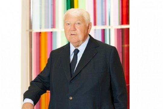 Perancang tas Longchamp Philippe Cassegrain meninggal akibat COVID-19