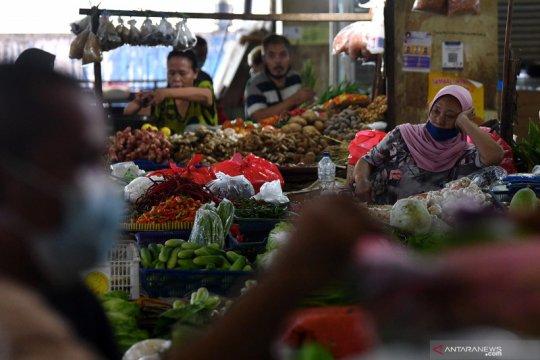 Pasar Jaya siapkan stok komoditas antisipasi gejolak harga saat Natal