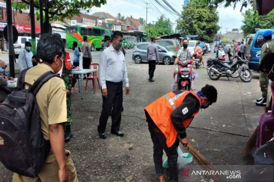 Boyolali perketat pengawasan aktivitas di desa-desa dalam zona merah