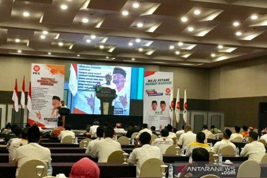 Presiden PKS minta MA komitmen jika terpilih di Pilkada Surabaya