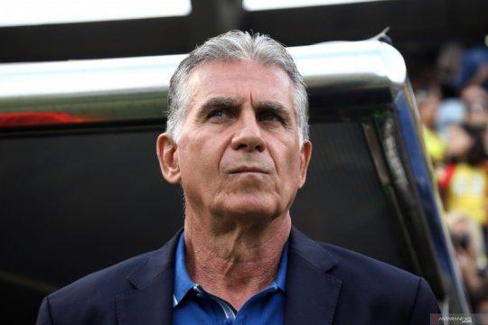 Carlos Queiroz tinggalkan kursi kepelatihan timnas Kolombia